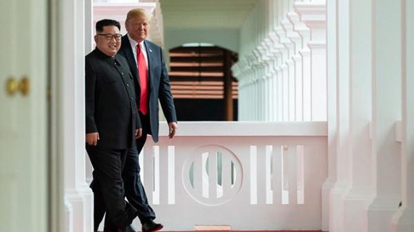 Встреча десятилетия: Дональд Трамп будет встречаться с Ким Чен Ыном на границе двух Корей