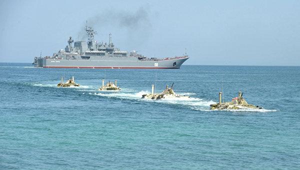 Мы тоже не лыком шиты – учения кораблей ЧФ в ответ на натовские Sea Breeze-2019