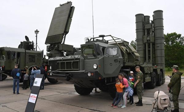 Сравнение ТТХ и функционала российских ЗРК С-400 и С-500 - последний выигрывает
