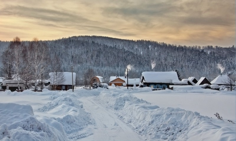 The Huffington Post (США): до колонизации Марса человечество вынужденно переедет в Сибирь