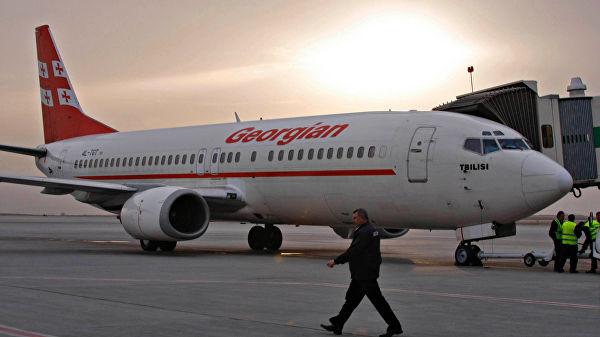Грузия понесла многомиллионные убытки от разрыва авиасообщения с Россией