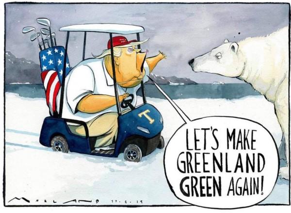 США высказали желание купить Гренландию – что на самом деле стоит за этой сделкой