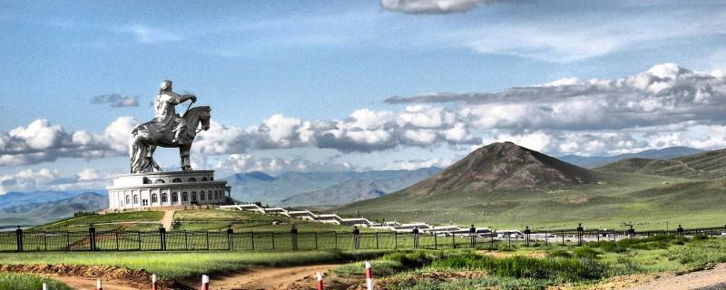 Монголия - земля наших предков
