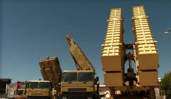 Тегеран представил новый ЗРК, сравнимый с С-300 «Фаворит»
