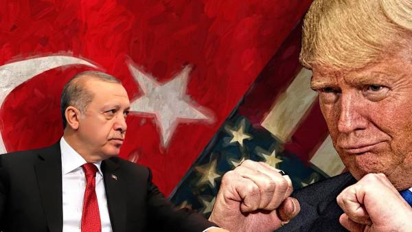 Как Анкара больно лягнула Вашингтон (текст-пародия)