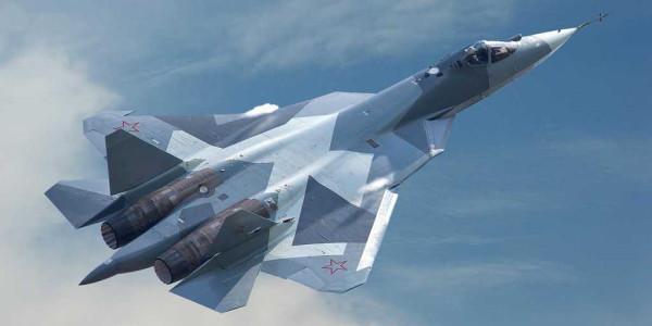На МАКС-2019 Су-57 заслужено стал фаворитом авиасалона и международным селебрити