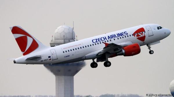 Количество рейсов Москва-Прага оставили в прежнем объеме