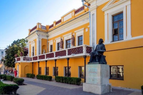 Крымские военные отдали свой участок земли в Феодосии под музей