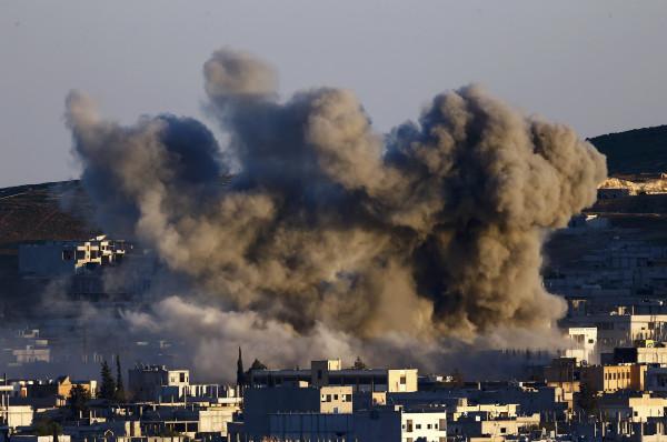 Мирные ливийцы стали жертвами авиаударов ВВС США