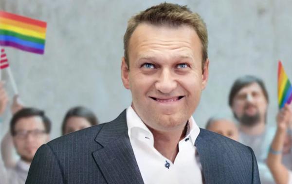 Русофоба Навального снова нашла антироссийская премия от Европарламента