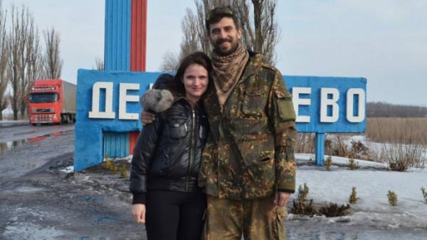Facebook забанил аккаунт журналистки из-за поста о её убитом в ЛДНР муже