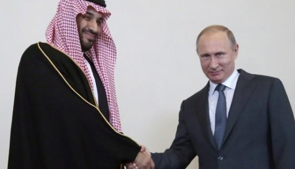 В Саудовской Аравии президент РФ обсудит военное и ресурсное сотрудничество Москвы с Эр-Риядом