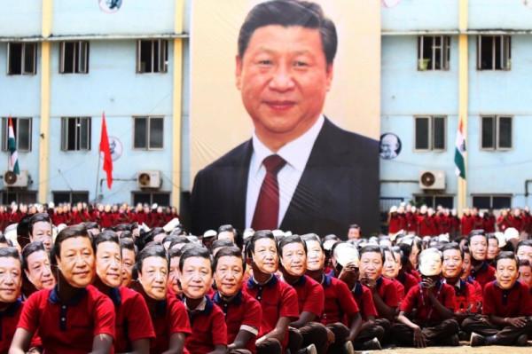 В Индии ждут визита китайского лидера вот таким образом