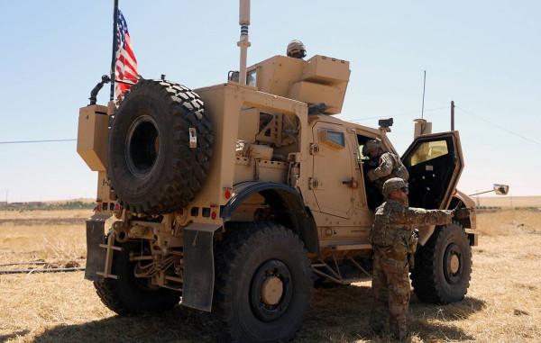 Пентагон заявил о выводе тысячи морпехов США с севера САР