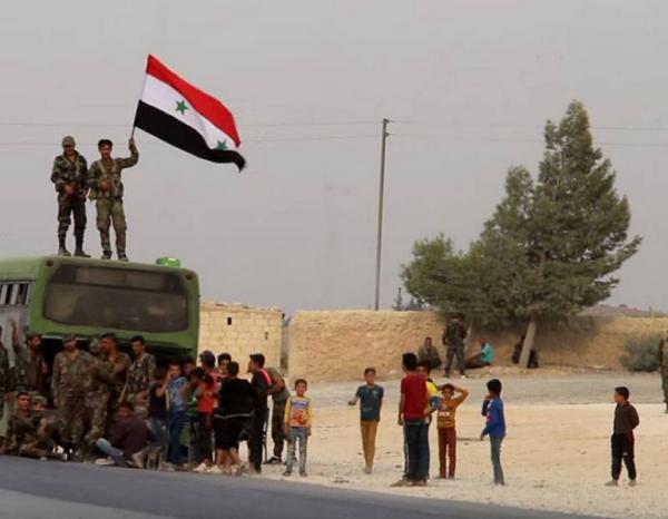 Победы Дамаска на севере Сирии – курды отступают без боя