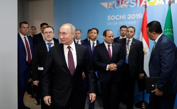 Экономика и безопасность: подробности переговоров Путина на форуме «Россия – Африка»