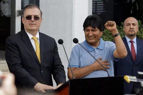 «Цветная революция» в Боливии: США свалили неугодного Моралеса