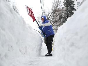 зима в коннектикуте