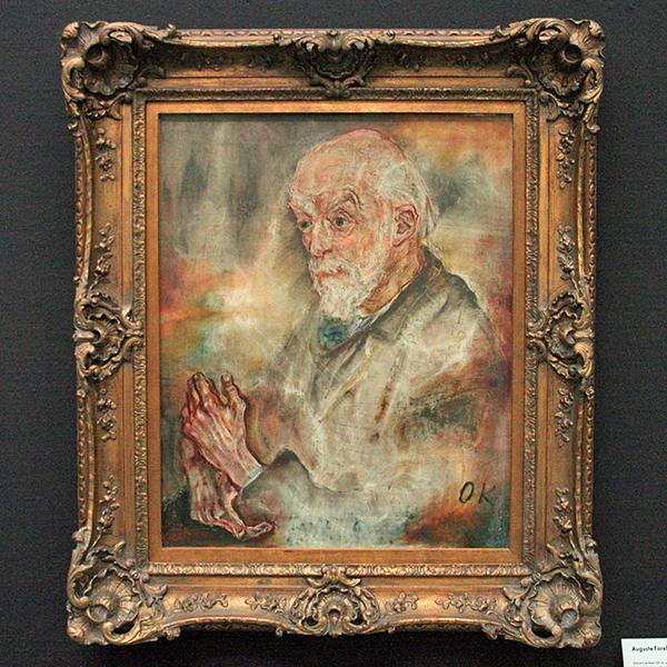 1910-Oskar-Kokoschka-Auguste-Forel-Olieverf-op-canvas-1910