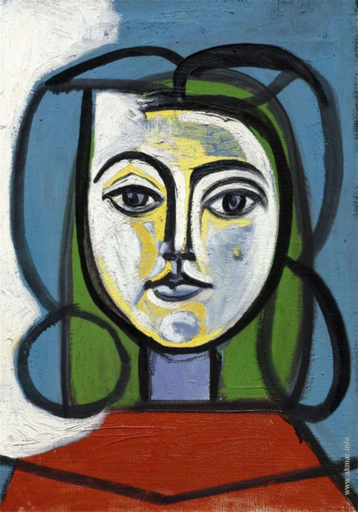 пикассо женский образ