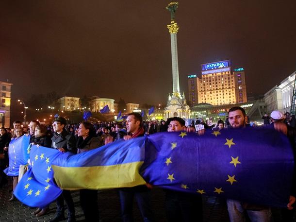 оппозиция против правительства украины