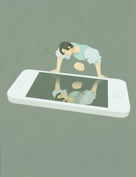 Как один итальянский иллюстратор видит мир
