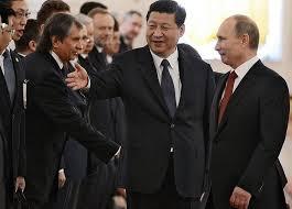 россия и китай 2014