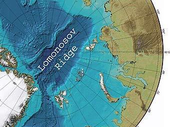 северный полюс добыча