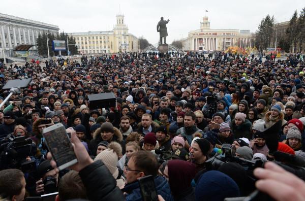 Оппозиция приедет попиариться в Волоколамск 1 апреля
