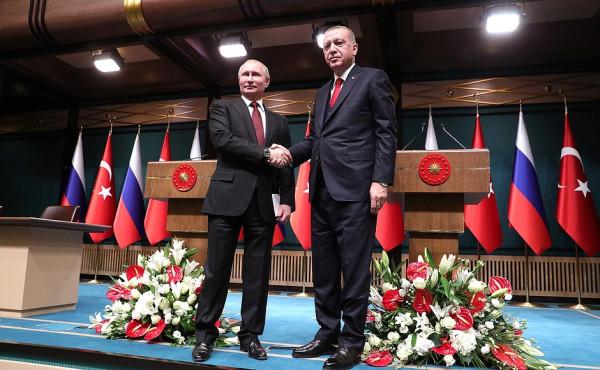 Владимир Путин посетил Турцию: встреча с Эрдоганом как новый виток деловых отношений