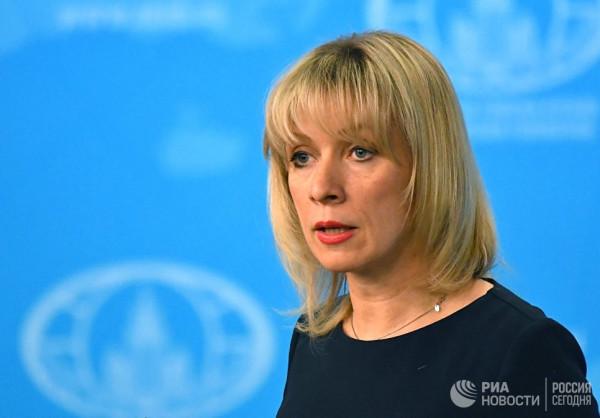 Мария Захарова: каковы цели западных санкций