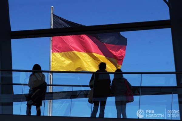 Германия высказалась против антироссийских санкций