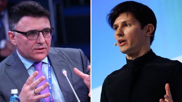 Пользователи из России просят Дурова спасти Telegram
