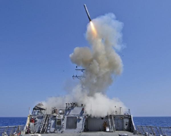 Спешка нужна при ловле блох и сокрытии улик: США, Британия и Франция в Сирии заметали следы ракетами