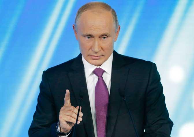 Путин ужесточил наказание за мошенничество в сети