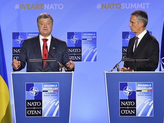 Сказки братьев Порошенко: Украина в НАТО и другие истории