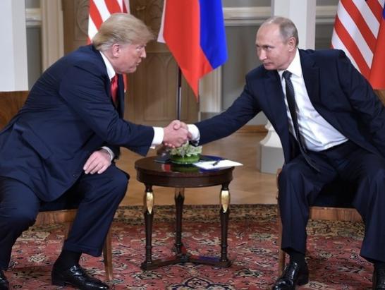 Путин смог «продавить» Трампа по Сирии