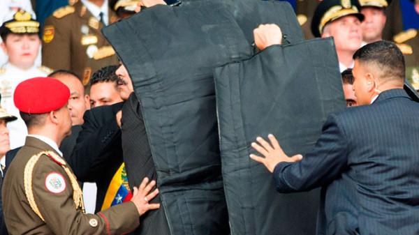Президент Венесуэлы был на волоске от смерти: кто управлял дронами с взрывчаткой