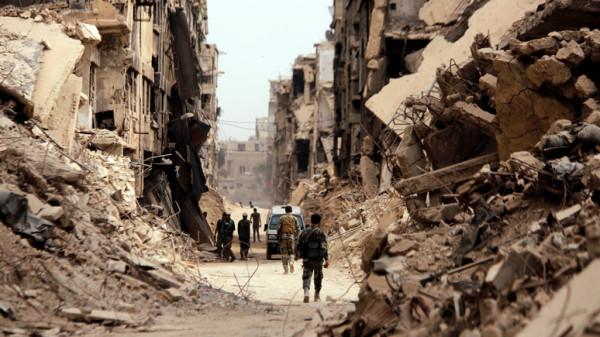 США не собирается участвовать в восстановлении Сирии