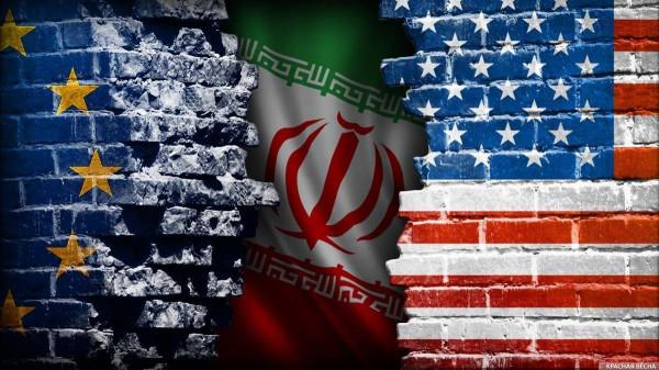 Евросоюз блокирует антииранские санкции США