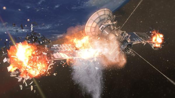 Америка запустила космическую гонку вооружений, Россия против