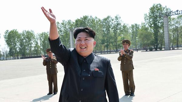 Президент России и глава КНДР обменялись поздравительными телеграммами