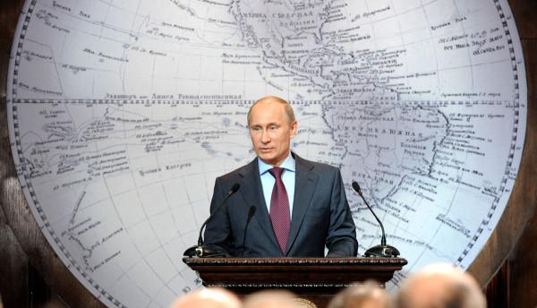 Владимир Путин предложил объединить Сибирские земли в единую туристическую зону