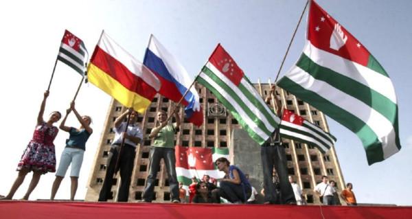 Россия выступила гарантом мира в Южной Осетии и Абхазии