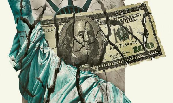 Отказ от доллара при международной торговле разорит США буквально  в одночасье