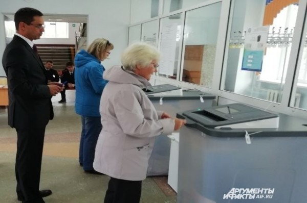 The OP exposed the supporters of the candidate from the LDPR in the dissemination of fake information which, elections, chamber, Grigoriev, Khabarovsk, one, Public, has, commissions, said, information, completely, wind up, time, voting, occurs, votes, which roller doesn't clear