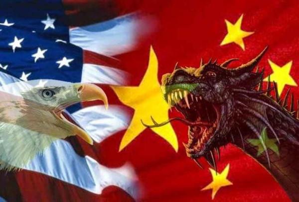 Что не поделили американский ястреб и китайский дракон