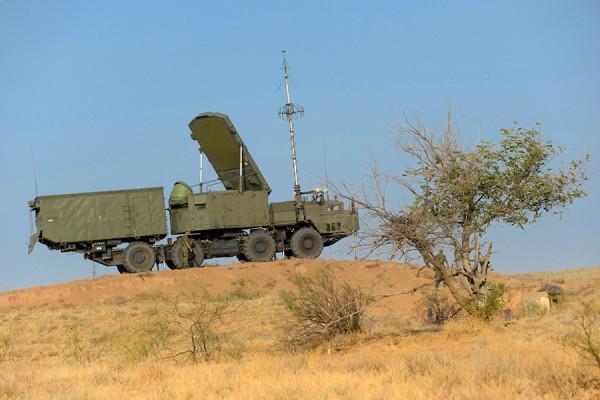 На учениях в Астраханской области ракетчики ЮВО отразили авиаудар потенциального врага