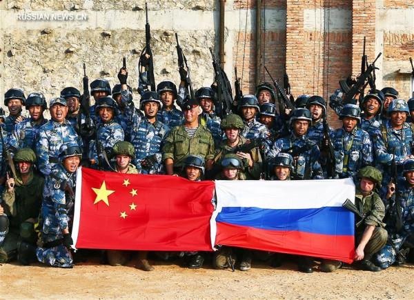 Что заставляет Пентагон опасаться военного альянса России и Китая