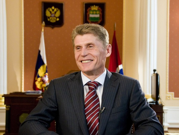 Кожемяко принял решение баллотироваться на пост губернатора Приморского края